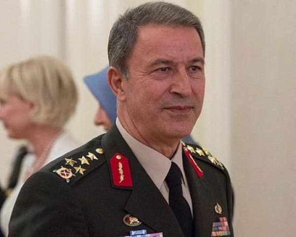 Глава Генштаба Турции неожиданно появился в Москве