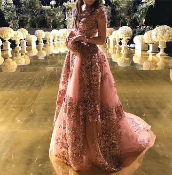 Роскошная свадьба дочери российского бизнесмена с сыном олигарха потрясла Голливуд своим размахом