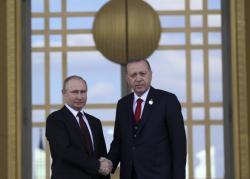 Путин и Эрдоган дали старт строительству АЭС «Аккую»