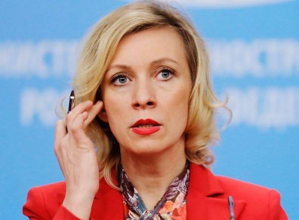 Захарова ответила на обвинения главы дипломатии ЕС во лжи о вакцине