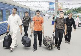 В России создадут 81 спеццентр для мигрантов