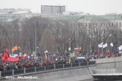 Местом проведения митинга оппозиции 12 июня выбрана Болотная площадь
