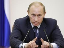 Путин посетит НИИ природных газов и газовых технологий
