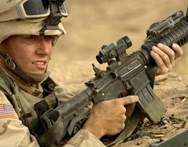 Американская армия испытает «форму-невидимку»