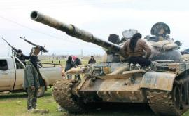 Турецкие танки направлены на границу с Сирией после взрыва там снаряда