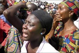 """ООН: многие нигерийские девочки, спасенные от """"Боко Харам"""", беременны"""