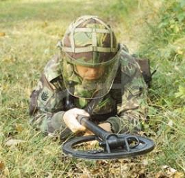 США подарили Армении современные минные детекторы