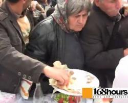 Армянский фуршет - ВИДЕО