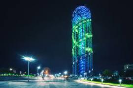 В Батуми сдана в аренду за 1 лари башня стоимостью $35 млн
