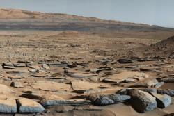 На Марсе нашли древние озера