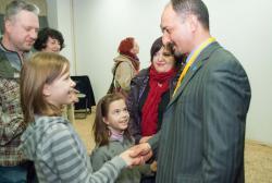 Команда Тартоников провели грандиозную презентацию проекта в Харькове.