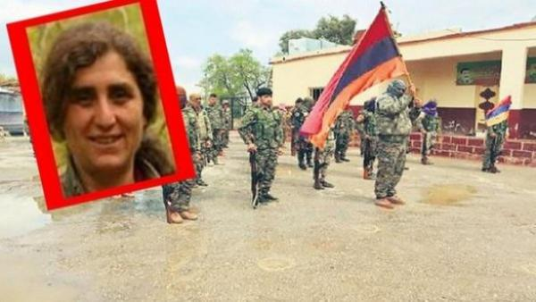 Командир отряда террористок ПКК: Мы воевали в Карабахе на стороне армян