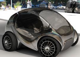 В Европе скоро появятся складные мини-автомобили