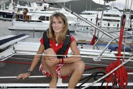 16-летняя школьница завершила кругосветное плавание