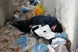 В США растет число бездомных детей