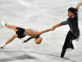Российские фигуристы завоевали серебро на ЧМ-2012