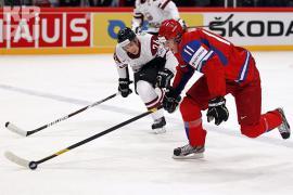 Сборная России обыграла США на ЧМ-2013