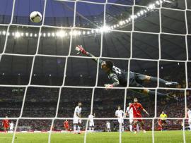 Марадона не сможет попасть на финал Лиги чемпионов