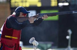 Российский стрелок выиграл бронзу Олимпиады-2012