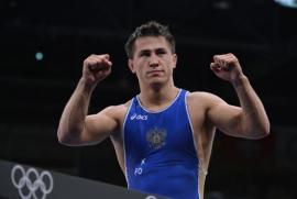Борец Роман Власов завоевал четвертое олимпийское золото