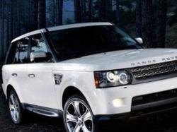 Житель Азербайджана на спор сжег свой «Range Rover Sport»