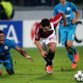 В Израиле футбольный матч был сорван из-за хаоса на стадионе