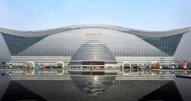 В Китае построили самое большое здание в мире-ФОТО