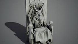 В США хотят установить памятник сатане