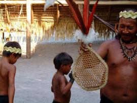 В Бразилии обнаружена деревня, жители которой боятся солнечного света
