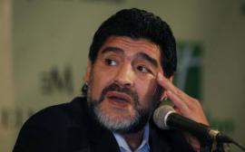 Марадона захотел возобновить карьеру вместе с Роналдо