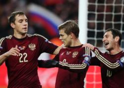 Сборная России по футболу пробилась на чемпионат Европы