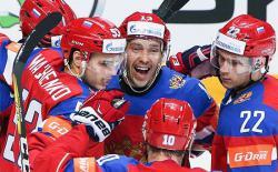 Сборная России разгромила США в игре за бронзу чемпионата мира по хоккею