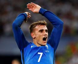 Сборная Франции обыграла Германию и сыграет в финале Евро-2016 с Португалией