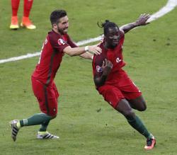 Португальцы впервые в истории стали чемпионами Европы по футболу