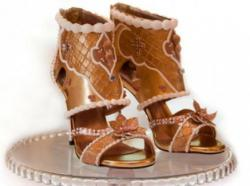 Женские туфли за $15 млн выставлены в Дубае