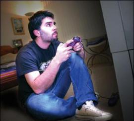 Видеоигры оказались опасны для мужчин
