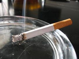 Даже одна сигарета приближает смерть