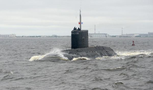Израильские СМИ раскрывают тайну: столкнулись подводные лодки США и России